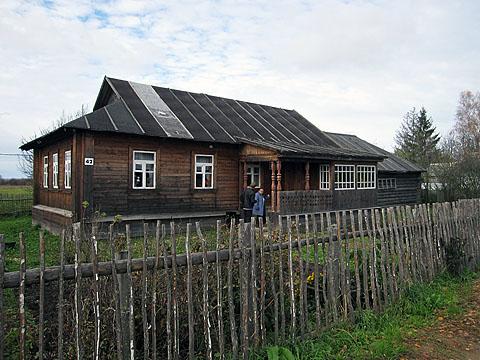 Gagarins_house