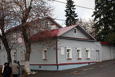 Tsiolkovskiy_museum