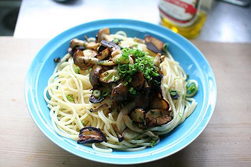 Mushroom_pasta