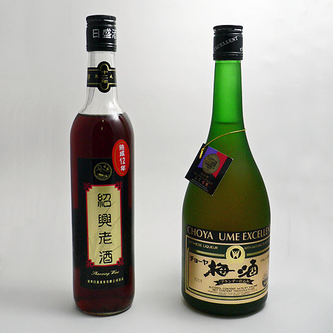 Umesyu_chinese_rice_wine